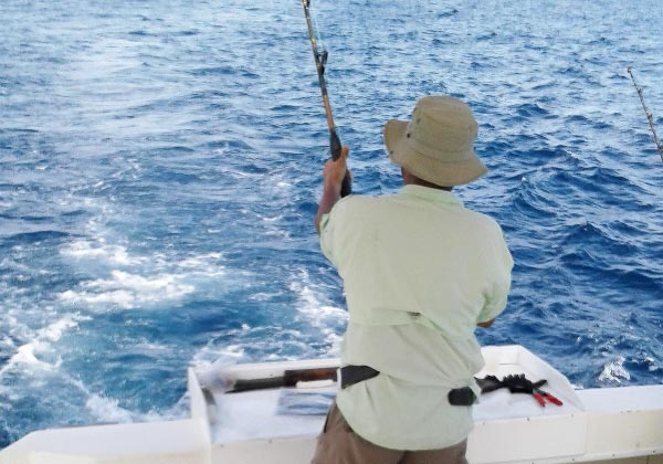 First Strike Charters - Let's go sport fishing!